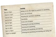 University of York timetable, The Poppletonian (4 August 2016)