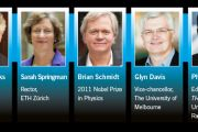 THE World Academic Summit speakers