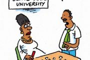 The week in higher education cartoon (19 April 2018)