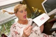 Woman shocked by reading utility bill