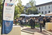 General shot of the World Academic Summit 2016, held at the University of California, Berkeley