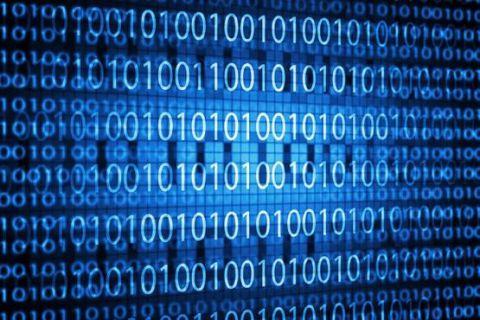 Binary data (illustration)