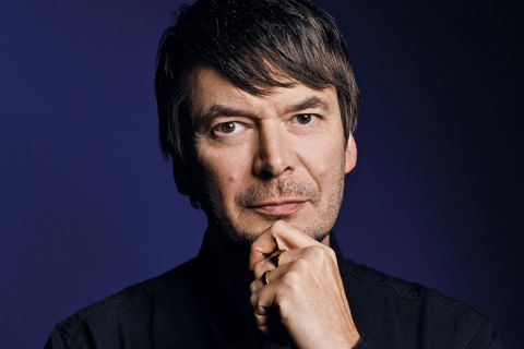 Author Ian Rankin, University of East Anglia