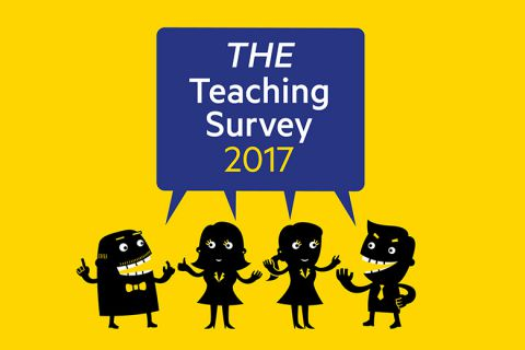Times Higher Education Teaching Survey illustration 2017