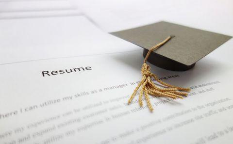 Application for graduate job