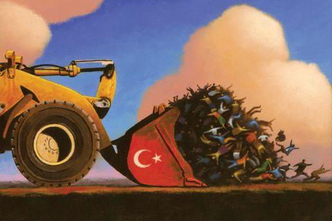 James Fryer illustration (28 July 2016)