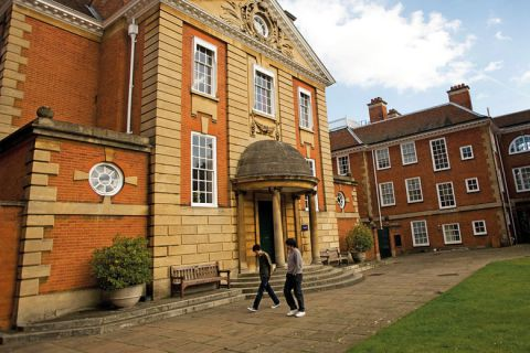 Lady Margaret Hall, Oxford will host a homeopathy conference next month