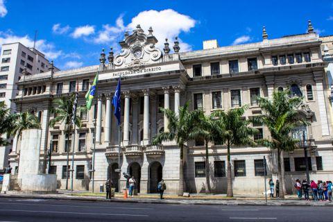 University of São Paulo Faculty of Law: Best universities in Latin America