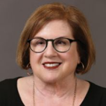 Author Elaine Showalter, emeritus professor of English, Princeton University