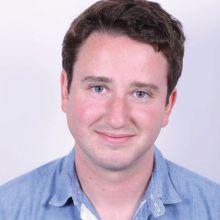 Author Gabriel Zucman