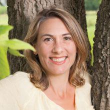 Author Hope Jahren, University of Hawai'i at Mānoa