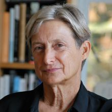 Author Judith Butler