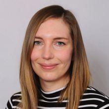 Author Kayleigh Garthwaite, Durham University