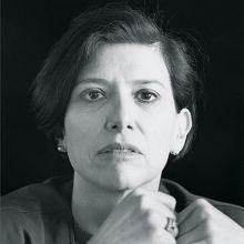 Author Rosalind Krauss, Columbia University