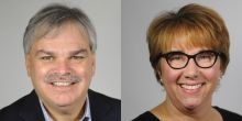 Authors William Vance Trollinger and Susan Trollinger, University of Dayton