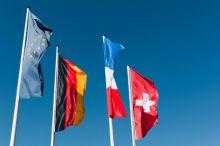 EU, Germany, France and Switzerland