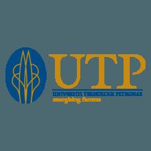 UNIVERSITI TEKNOLOGI PETRONAS logo