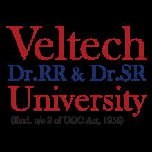 Veltech University logo