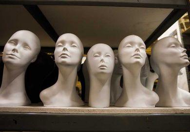mannequin-heads