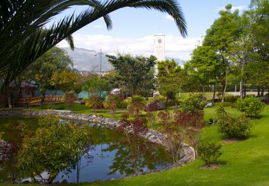 Top 10 most beautiful universities in South America - Universidad San Francisco de Quito