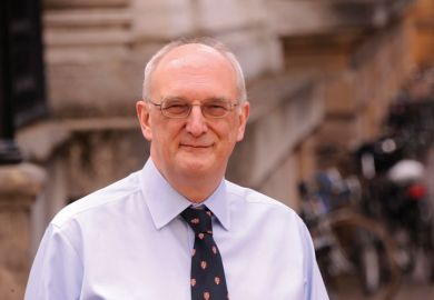 Sir Leszek Borysiewicz, vice-chancellor University of Cambridge