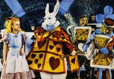 Alice in Wonderland, 1933