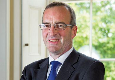 Alun Evans, Chief Executive, British Academy