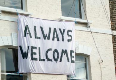 Always welcome