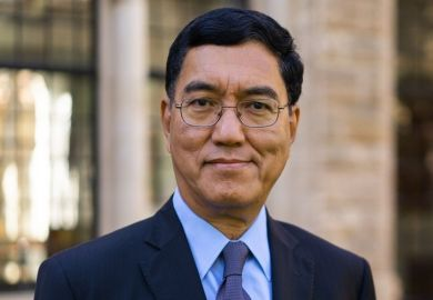 University of Western Australia vice-chancellor Amit Chakma