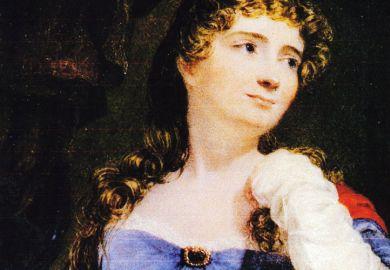 Anne Isabella Milbanke, Lady Byron, by Charles Hayter, 1812