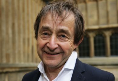 Anthony Seldon, vice-chancellor, University of Buckingham