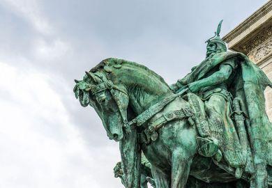 archduke charles statue