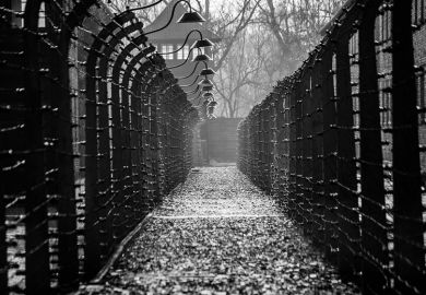 auschwitz-fences