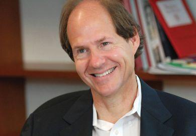 Author Cass Sunstein, Harvard Law School, Harvard University