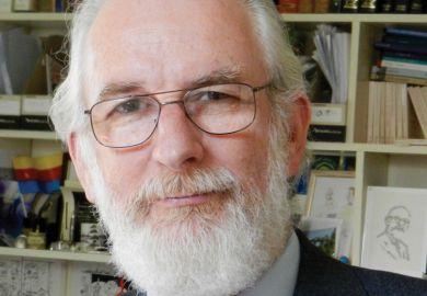 Author David Crystal, Bangor University