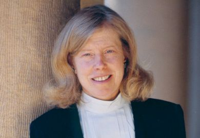 Author Deborah L. Rhode, Stanford University, Center on the Legal Profession