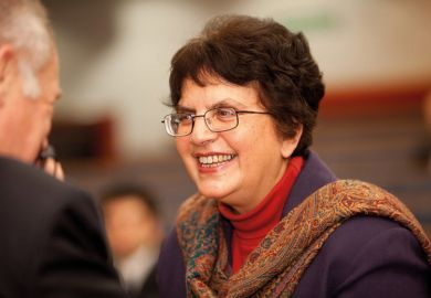 Baroness Prashar, British Council deputy