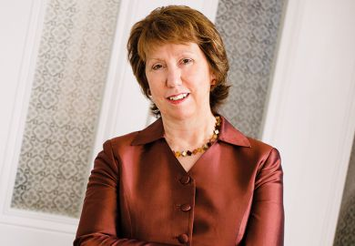 Baroness Ashton of Upholland