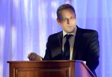 Phil Baty, Times Higher Education World University Rankings