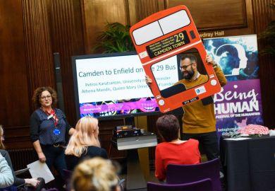 Being Human bus tour