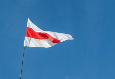 Belarus protest flag