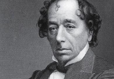 Benjamin Disraeli portrait