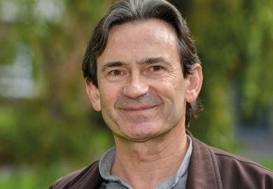 Benoît Peeters, Lancaster University
