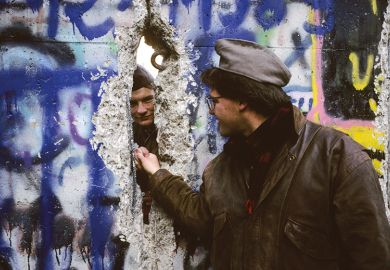 berlin wall handshake