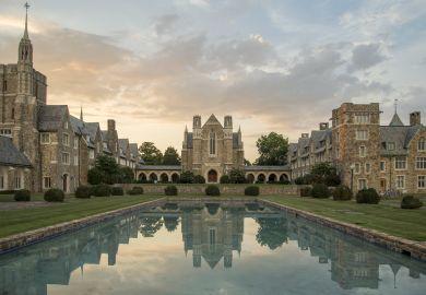 Berry College - Most beautiful US universities