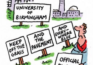 Birmingham cartoon