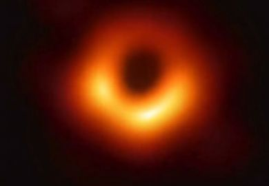 Black hole image taken by Event Horizon Telescope released 10 April 2019