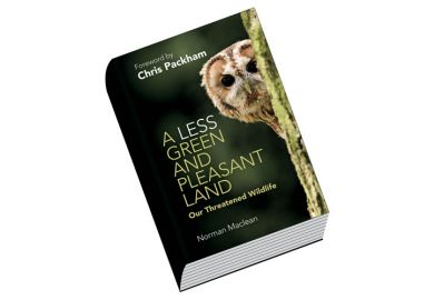 Book review: A Less Green and Pleasant Land, by Norman Maclean