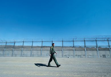 border guard