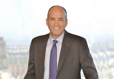 Brian Napack, president and chief executive officer of Wiley